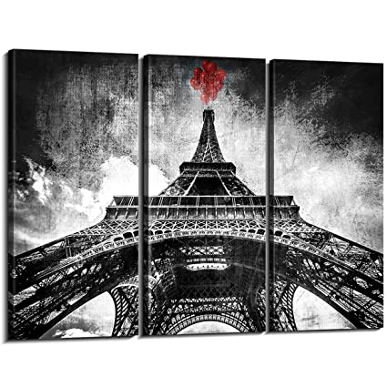 Phenomenal Amazon Com Canvas Print Home Kitchen Wall Decor Art Paris Download Free Architecture Designs Boapuretrmadebymaigaardcom