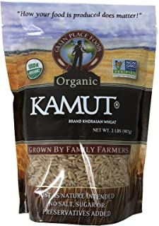 product image for Grain Place Foods Non-GMO Organic Kamut Khorasan Wheat 2lb Bag