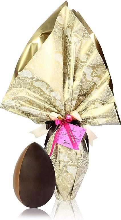 Rinaldini Huevo de Pascua de Chocolate con Leche y Caramelo ...