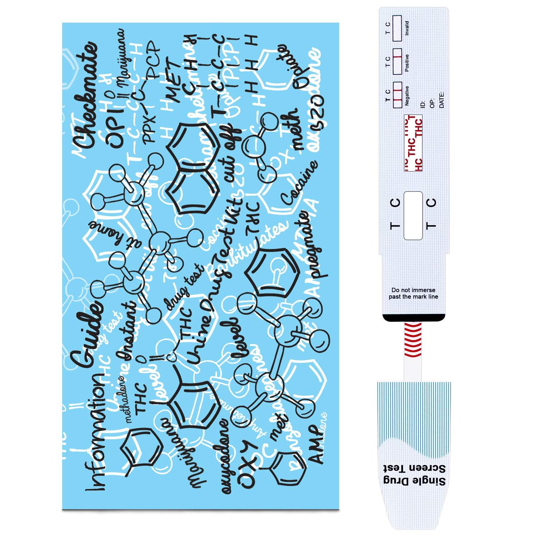 PREGMATE 20 Pack Marijuana THC Urnie Drug Test Kit (20 Tests)
