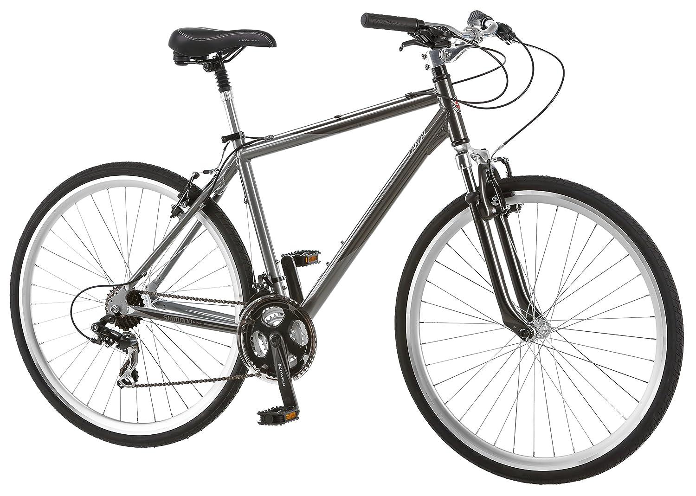 Schwinn Capital 700c Men S Hybrid Bicycle Medium
