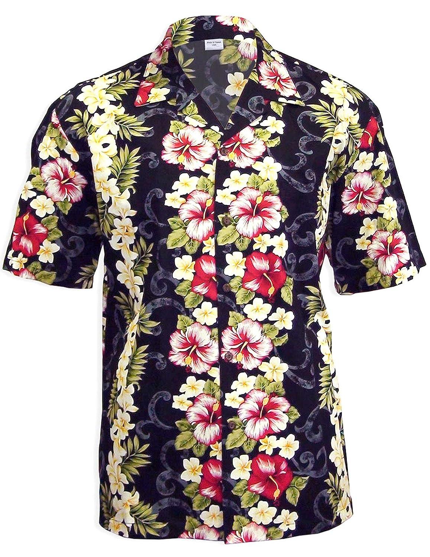 Hawaiian Shirts Men in Cotton Made in Hawaii Many Desings Colors