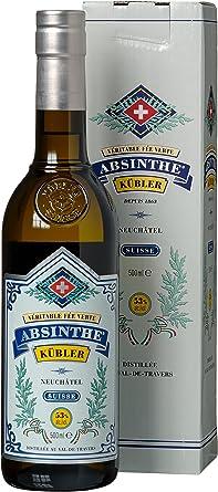 Amazon.co.jp: キュブラー スイス アブサン 500ml: 食品・飲料・お酒