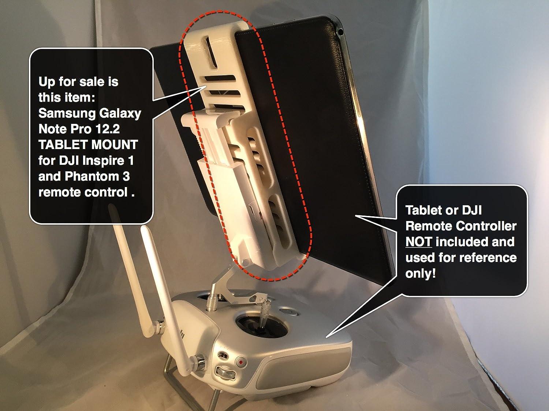 amazon com samsung galaxy note pro 12 2 mount adapter for dji