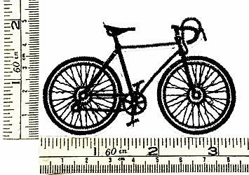Bicicleta Montaña Carretera Kids Cartoon parche bordado ...