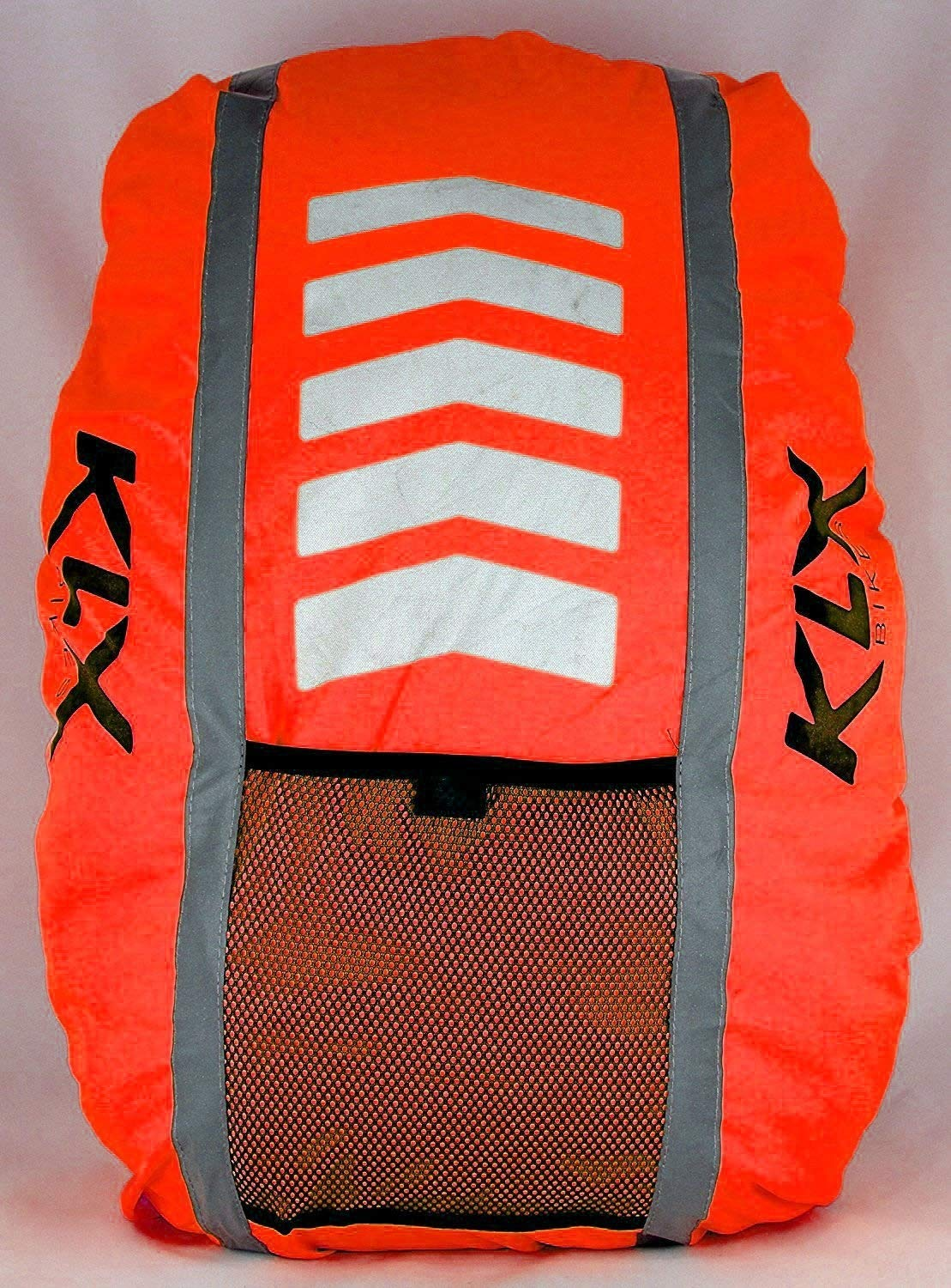 ec25f4eaf285 KLX Heavy Duty High Visibility Reflective Waterproof Rucksack Backpack Cover  - New Improved (Orange)  Amazon.co.uk  Sports   Outdoors