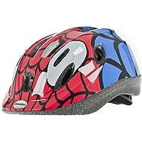 Raleigh Mystery Spiderman Boys Cycle Helmet