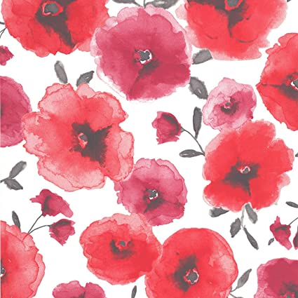 Graham Brown   Superfresco Easy Poppies Wallpaper