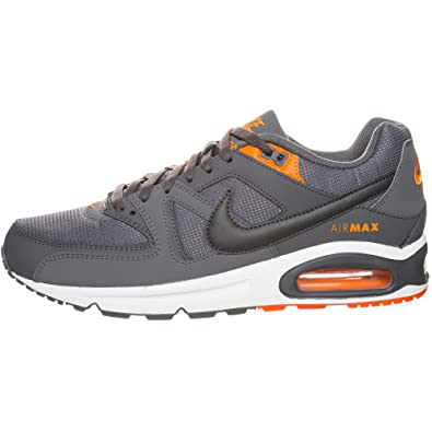 best website d292d 00368 Nike Herren Air Max Command Sneakers, Grau, 49.5 EU