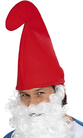 17be52104fd Smiffy s Gnome Hat - Red  Smiffys  Amazon.co.uk  Toys   Games