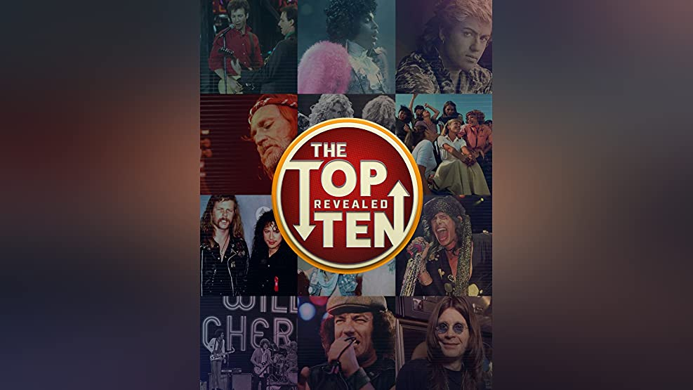 The Top Ten Revealed: 70's Hard Rock Hits