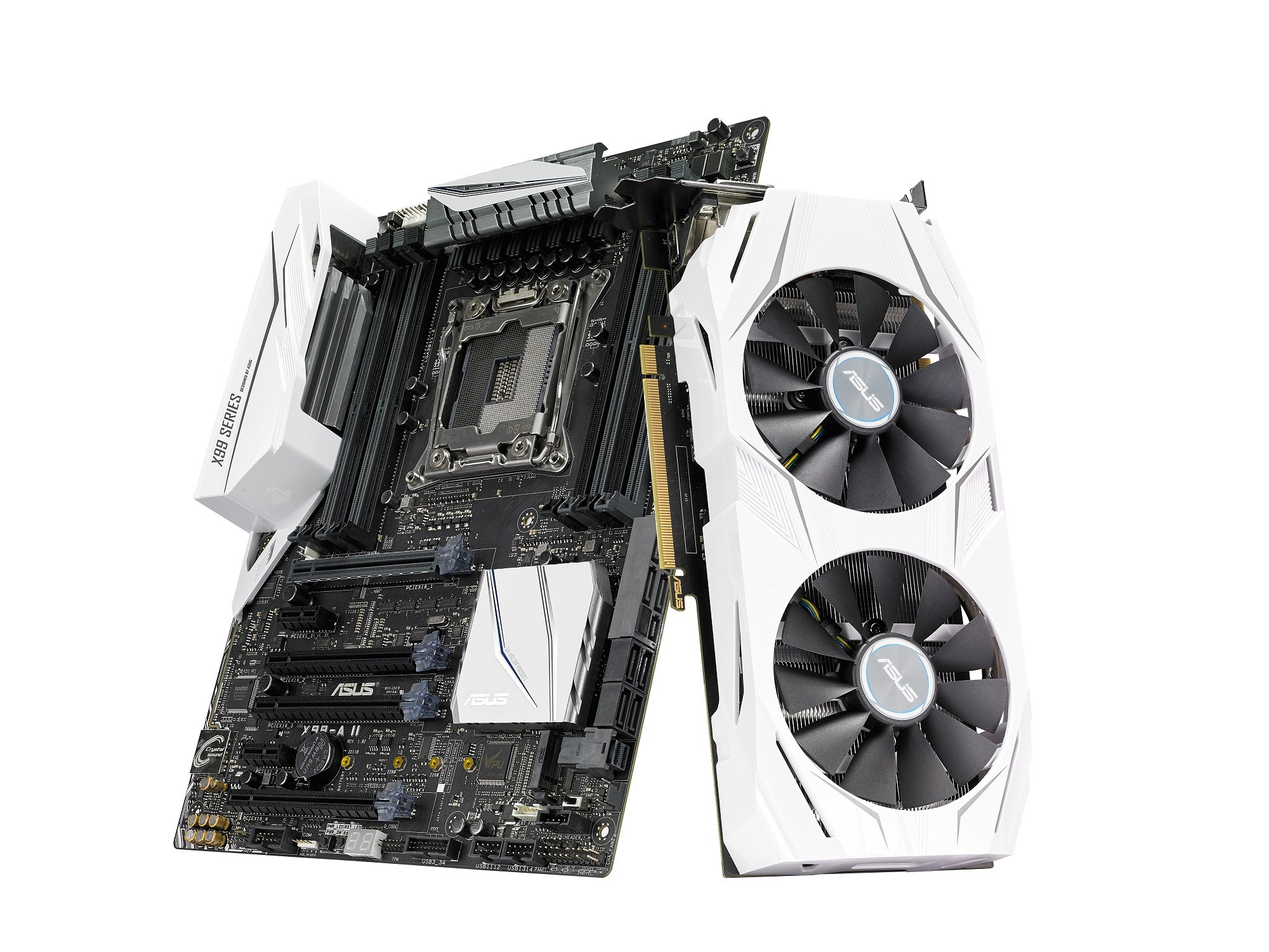 ASUS GeForce GTX 1060 6GB Dual-fan OC Edition VR Ready Dual HDMI DP 1.4 Gaming Graphics Card (DUAL-GTX1060-O6G) by Asus (Image #7)