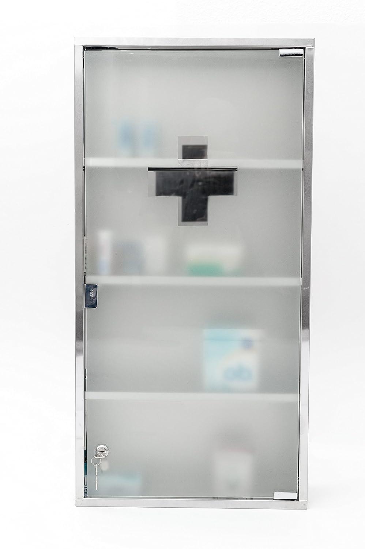 Intercube 80x40cm JUMBO DESIGN Medizinschrank Arzneischrank ...