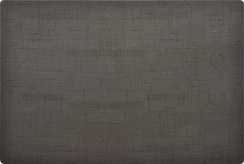 Duni 162972Sets de table, EN SILICONE, 30cm x 45cm, Noir (Lot de 30)