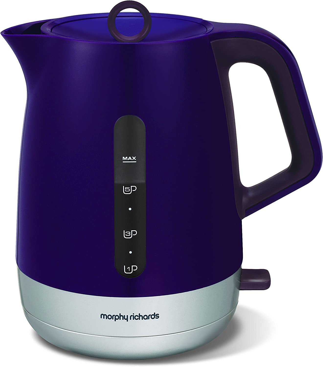 Chroma Plum Jug Kettle | Morphy