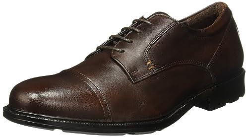43148c715d9 Dockers D227671 Zapatos de Cordones Derby para Hombre  Amazon.com.mx ...