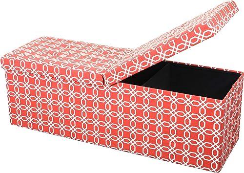 Otto Ben Folding Toy Box Chest