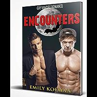 Encounters: Gay Vampire Romance (English Edition)