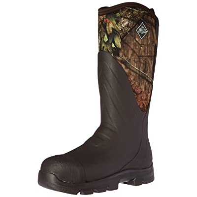 Muck Boot Woody Grit Rubber Men's Work/Hunting Boot | Hunting
