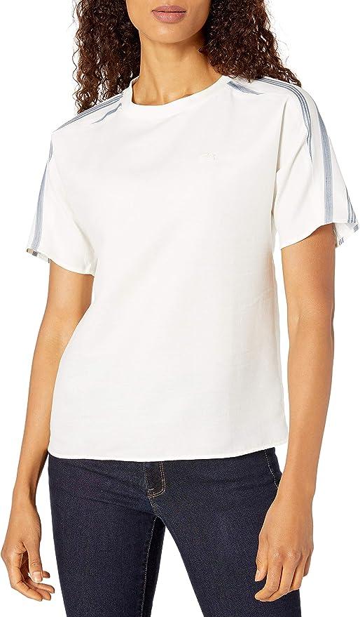 Lacoste 法国鳄鱼 女式T恤 2码2.3折$28.33 海淘转运到手约¥209