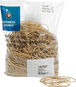 Business Source Size 19 Rubber Bands (15737)