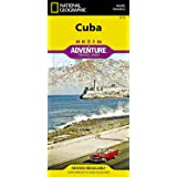 Cuba (National Geographic Adventure Map, 3112)