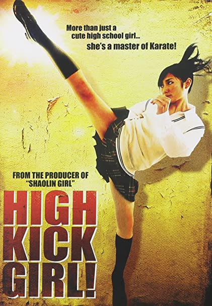 Amazon in: Buy HIGH KICK GIRL DVD, Blu-ray Online at Best Prices in