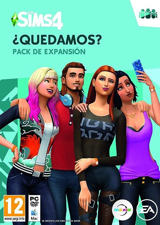 Los Sims 4 - ¿Quedamos? | Código Origin para PC: Amazon.es: Videojuegos