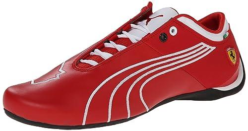 PUMA Men s Future Cat M1 Ferrari Tifosi Lace-Up Fashion Sneaker ... 6a6197d4c