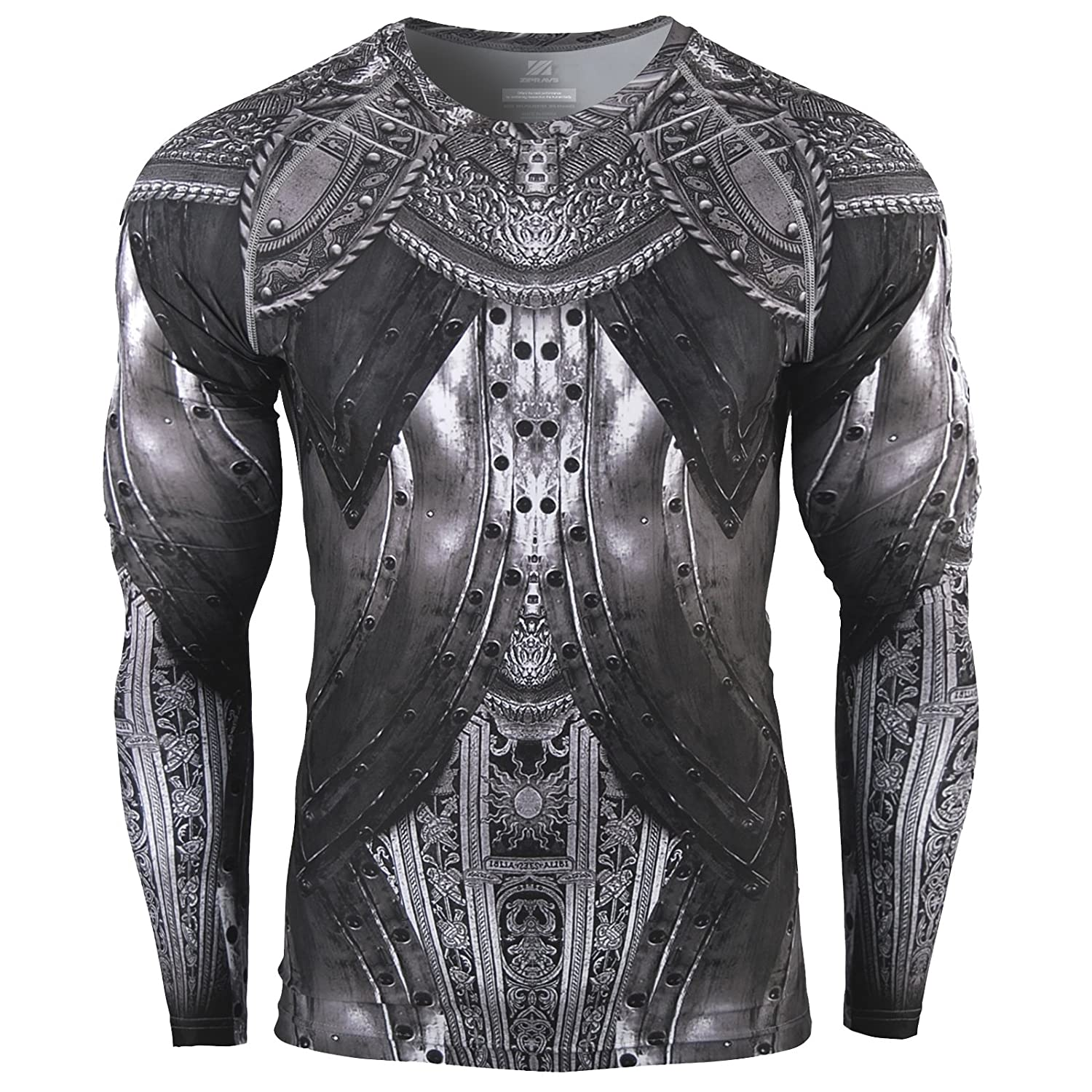 Image of Zipravs Rash Guard ARMOUR