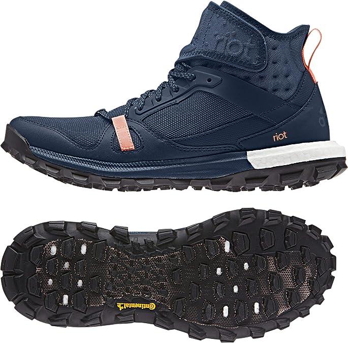 adidas Supernova Riot W, Zapatillas de Running para Mujer, Azul (Azumin/Maruni/Brisol), 37 1/3 EU: Amazon.es: Zapatos y complementos
