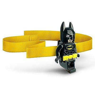 LEGO Batman Movie - Batman LED Head Lamp w/ Elastic Headband: Santoki: Toys & Games