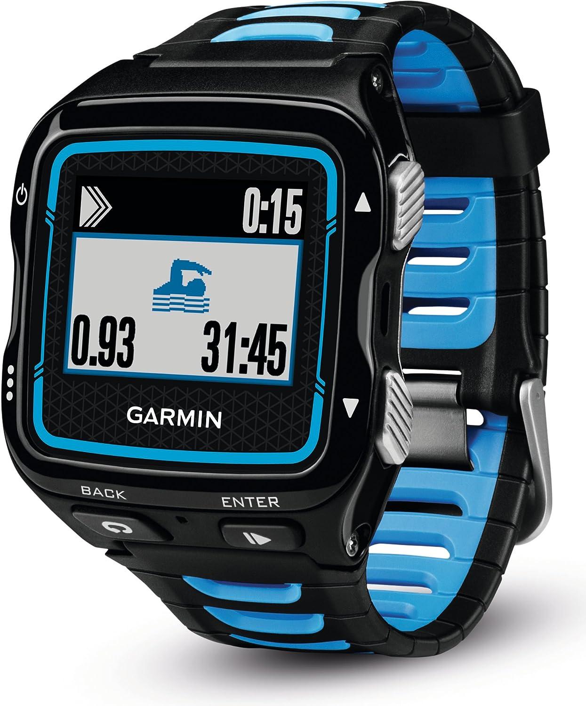 Garmin Forerunner 920XT Noir/bleu