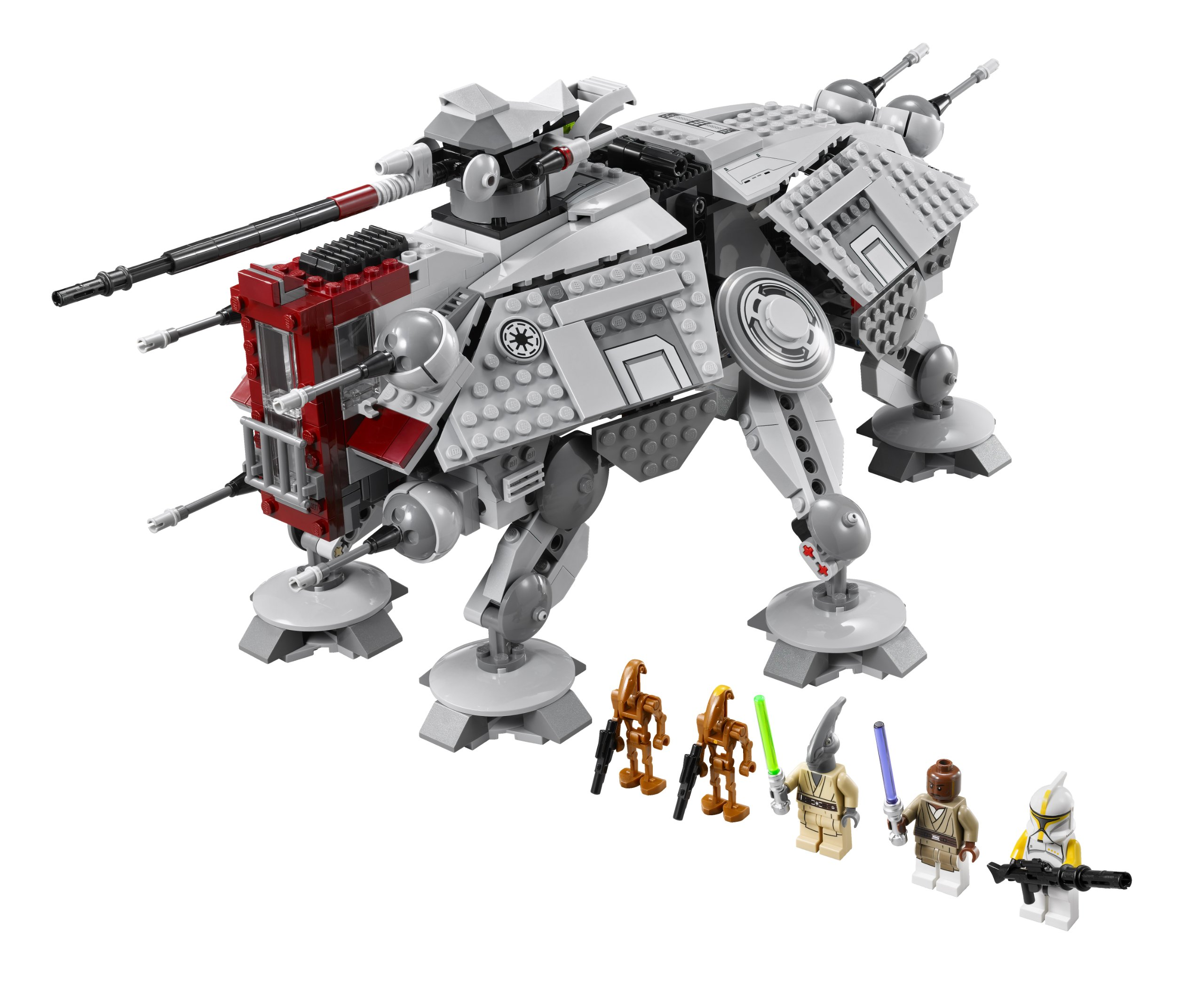 Lego Star Wars Lego 4482 AT-TE parallel import goods