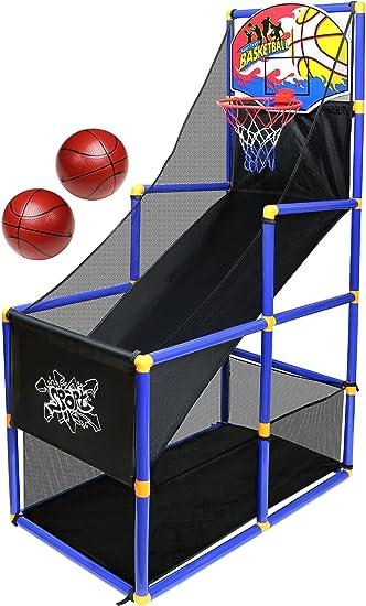 Amazon.com: Kiddie Play - Juego de baloncesto para niños ...