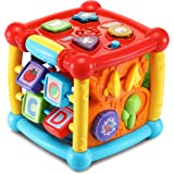 VTech Busy Learners Activity Cube (Retail Packaging - English Version)