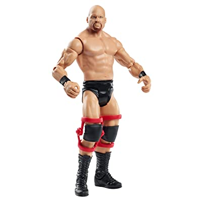 WWE Figure Series #51 - Superstar #41 Stone Cold Steve Austin Figure: Toys & Games