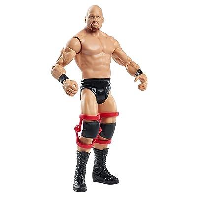 WWE Figure Series #51 - Superstar #41 Stone Cold Steve Austin Figure: Toys & Games [5Bkhe0302986]