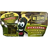 MT OLIVE pickle pak KOSHER DILL PETITES 3pack