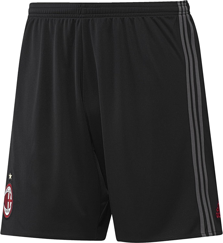 adidas AC Milan H SHO Pantalón Corto, Hombre: Amazon.es: Deportes ...