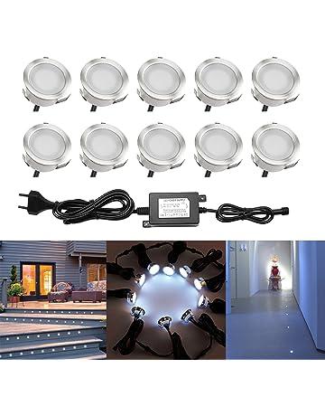 Eclairage Pour Terrasse Et Patio Luminaires Eclairage Amazon Fr