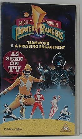 Power rangers vol 2 : travail dequipe - record battu ...