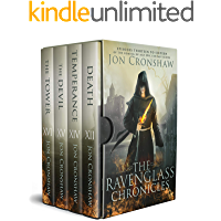 The Ravenglass Chronicles: episodes thirteen to sixteen of the coming-of-age epic fantasy serial (Collected episodes Book 4)
