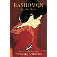 Rashomon and Other Stories (Tuttle Classics) book cover