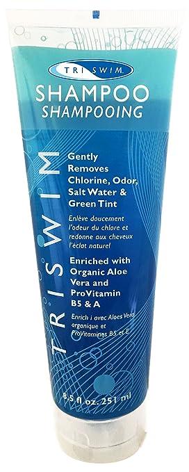 2 opinioni per TRISWIM Shampoo 251ml- Shampoo di cloro neutralizzante