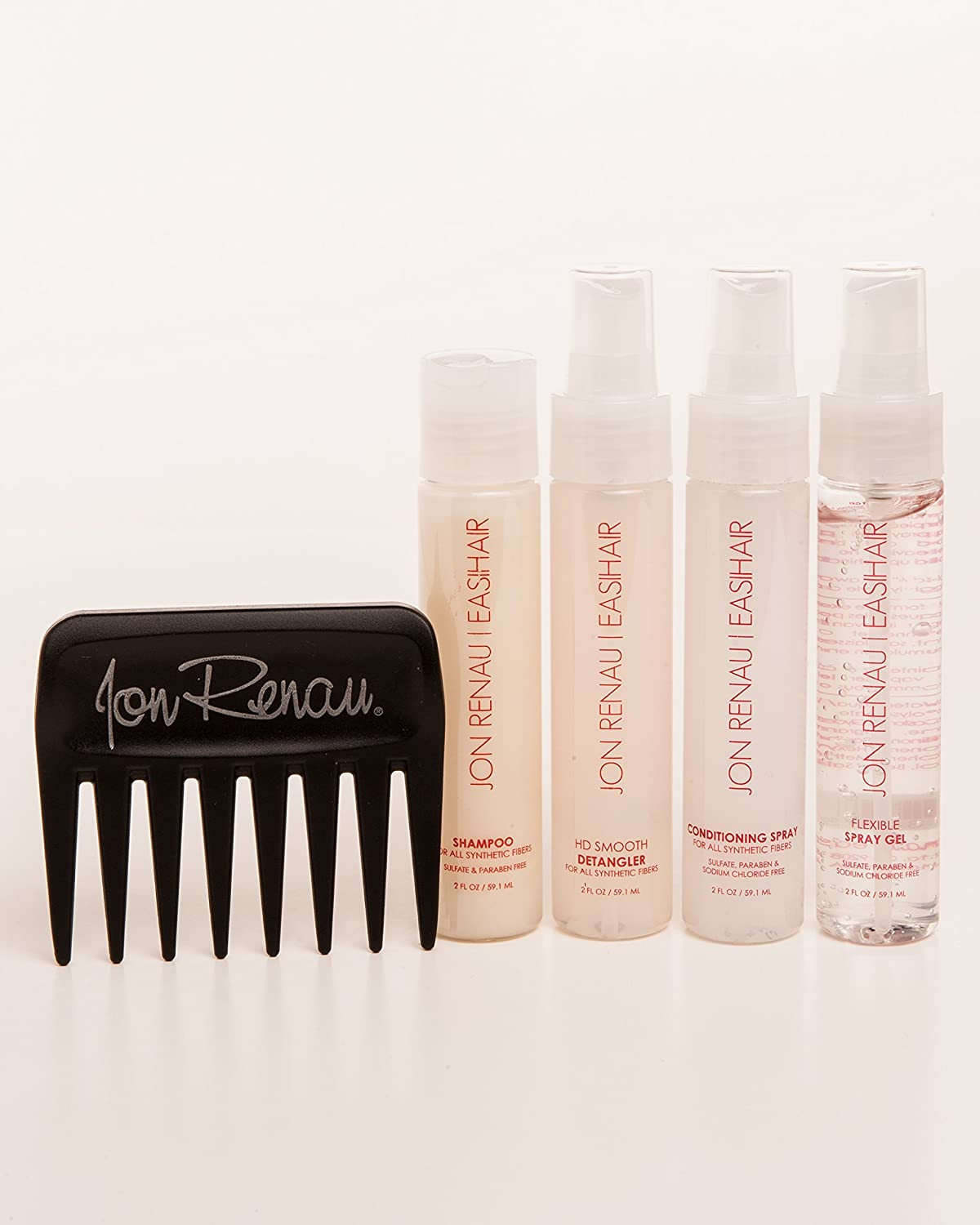 Jon Renau Synthetic Hair Travel Kit by Jon Renau | Easihair