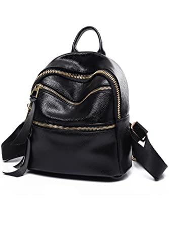 Amazon.com   PU Leather Designer Mini Backpack Purse Handbag for ...