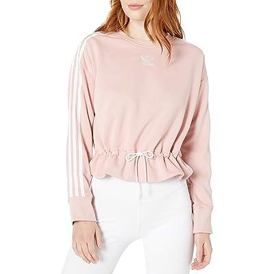 adidas Originals Women's Sweater Sweatshirt at Women's Clothing store