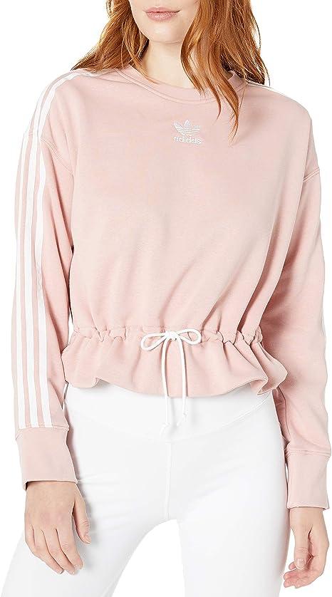 Adidas Sweatshirt Damen Rot   Damen sweatshirts, Sweatshirt
