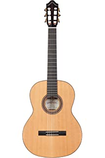 Acoustic Electric Guitars Musical Instruments & Gear Kremona Left Handed Rosa Luna Flamenco Series Acoustic Electric Cutaway Classica